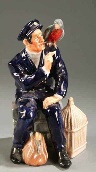 3014: Royal Doulton figure ''Shore Leave''.