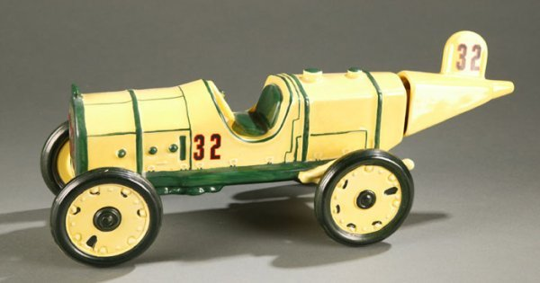 3023: 1911 Indy 500 car decanter (1968 made in I