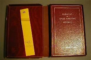 [Manuscript Rubaiyat]. Rubaiyat Of Omar Khayyam.