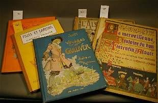 [Children's/French]. 5 Titles.