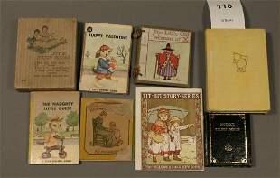 [Children's/Miniatures]. 9 Titles