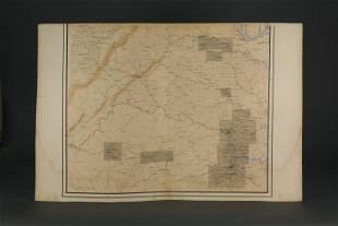 Region between Gettysburgand Appomattox1869