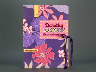 Dorothy Lamours Life As A Phrase Book 2006