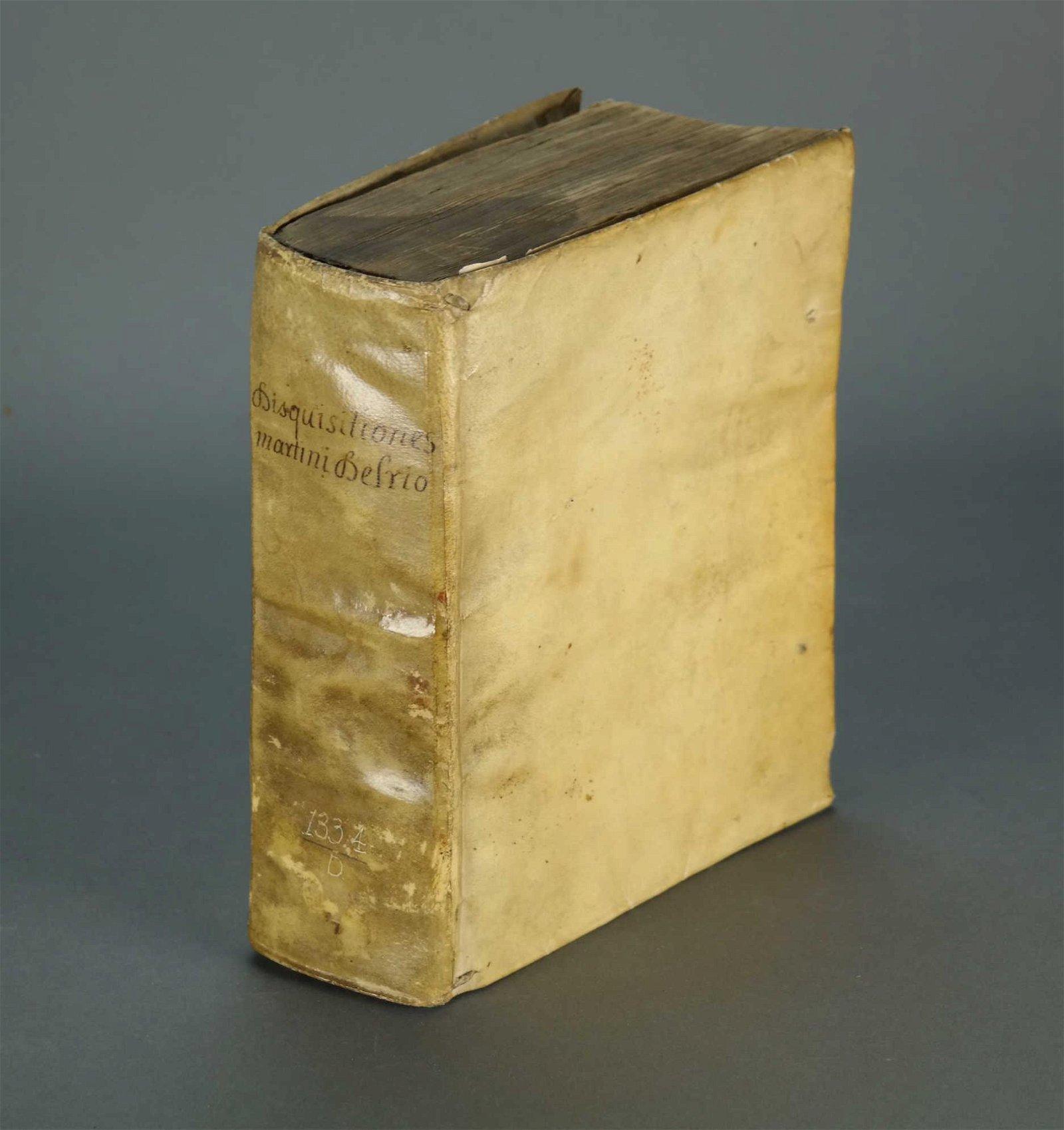 Disquisitionum magicarum libri sex. 1624.