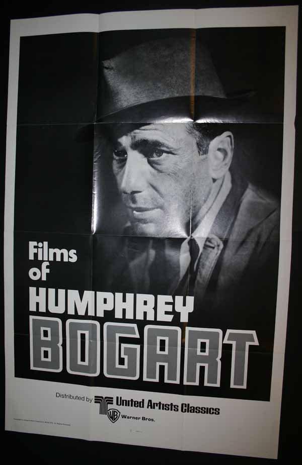 2002: Humphrey Bogart: 5 posters + 5 lobby cards.