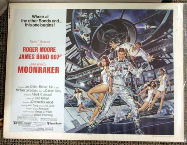 2023: ~17 movie posters: 1950's-70's. Brando, Heston...