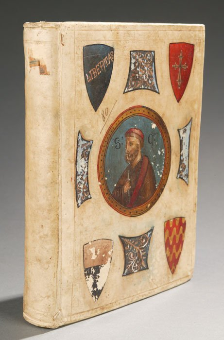 1003: Justinian legal code, 1569 + ...PADRE F. SERAFINO