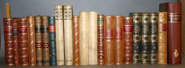 1006: German literature: 12 books (21 vols), 1823-1925.