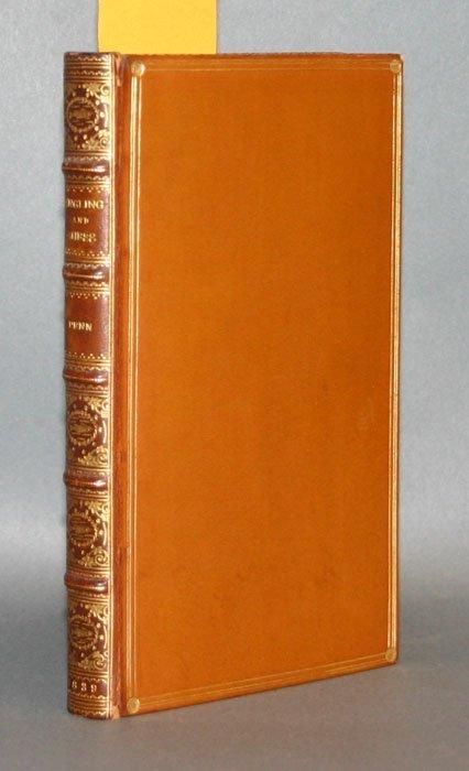 1007: Richard Penn MAXIMS AND HINTS FOR AN ANGLER, 1839