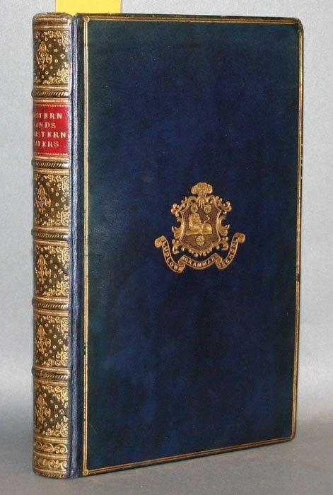 1012: Gerstacker WESTERN LANDS AND WESTERN WATERS, 1864