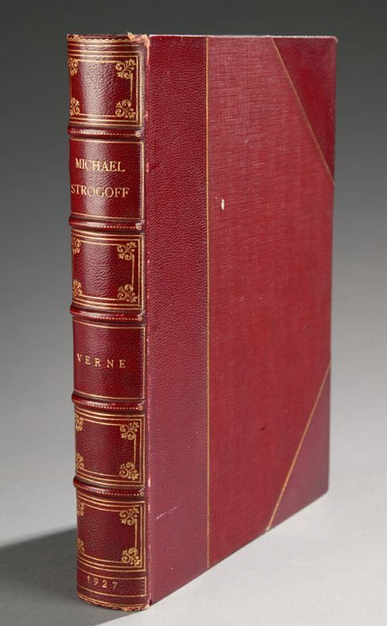 1014: Verne, Michael Strogoff. Wyeth illus. 1927.