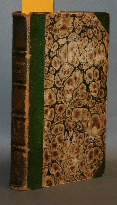 1017: SWALLOW BARN, 1832, 1st ed sgd & inscr by Kennedy