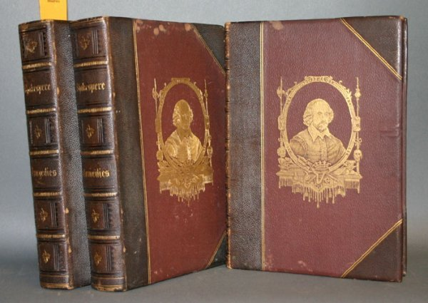 1018: THE COMPLETE WORKS OF SHAKESPEARE, ed. by Knight.