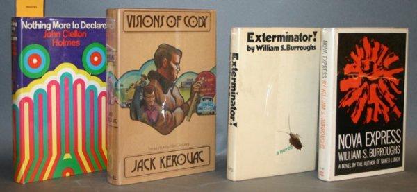 1020: Kerouac, John Clellon Holmes, William S. Burrough