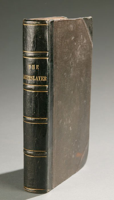 1021: Cooper THE DEERSLAYER, 1841, 1st ed