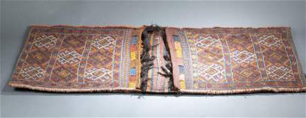 Afghan Saddle Bag.