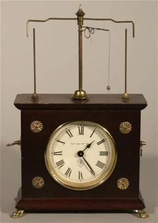 Ignazt flying pendulum novelty clock, by horolova