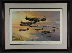 Taylor. D-Day- The Airborne Assault. Signed.