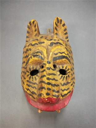 Mexican Style Mask. 20th c.