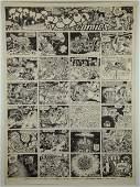 Robert Crumb et al. Science Fiction Comics. 1970.