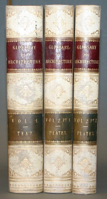1001: A Glossary of Terms Used in Grecian... 3 vols 185