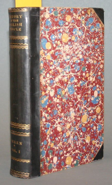 1004: Green, HISTORY OF THE ENGLISH PEOPLE, 4 vols, 188
