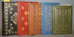 1014: Franklin Library: 5 First Editions