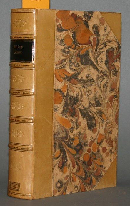 1019: The Extraordinary Black Book, 1832.