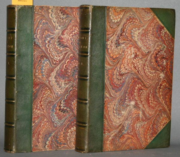 1025: George Moir Bussey, HISTORY OF NAPOLEON, 2v, 1840