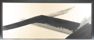 Toko Shinoda, Untitled, 1967, Ink on Paper.
