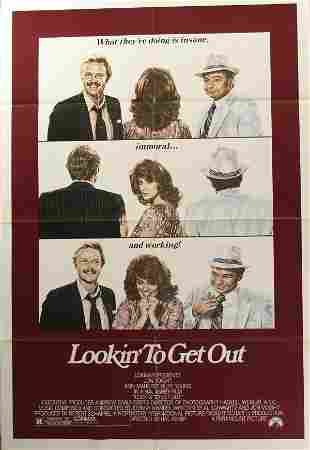 Ann-Margret, 7 posters. (1) A New Life, 1988, wit
