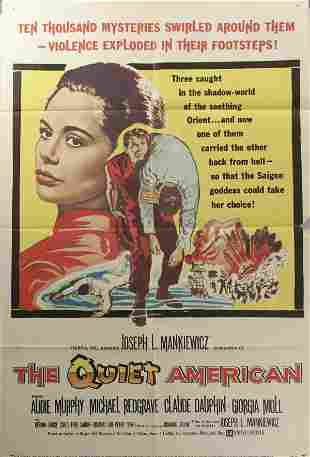 Audie Murphy, 3 Psters. (1) Ride a Crooked Trail,