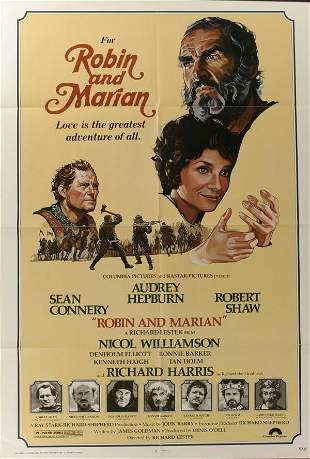 Audrey Hepburn, 3 Posters. (1) Always, 1989, with