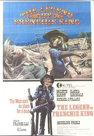Bridgitte Bardot, Poster. Legend Of Frenchie King
