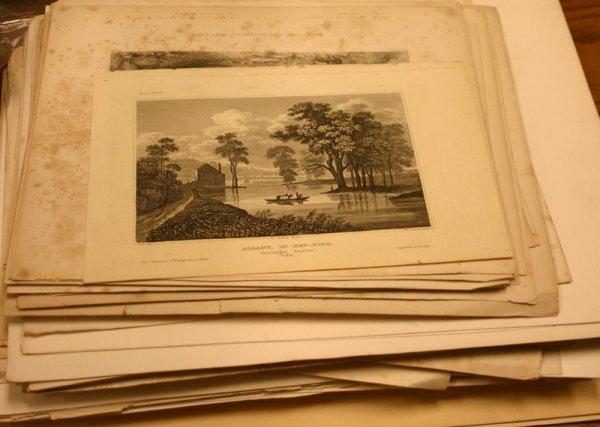 2011: ~189 lithographs & engravings: landscape, archit.