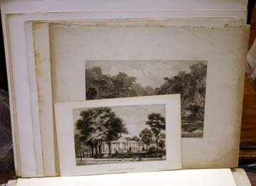 2012: ~72 lithos & engravings: Sites in New England.