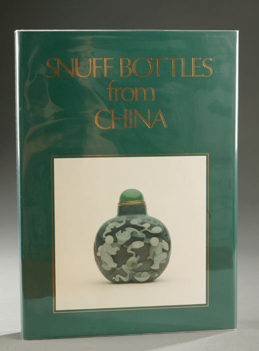 1001: Helen White, SNUFF BOTTLES FROM CHINA, (1978).