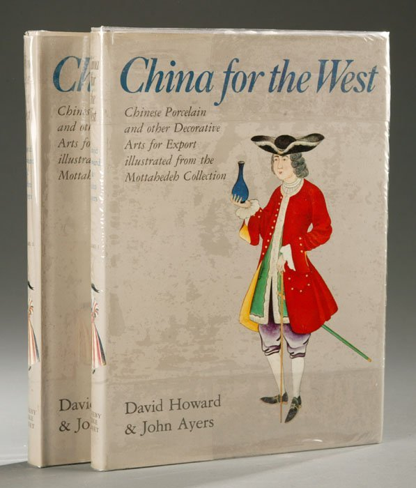 1013: Howard and Ayers, CHINA FOR THE WEST, 2 vols, 197