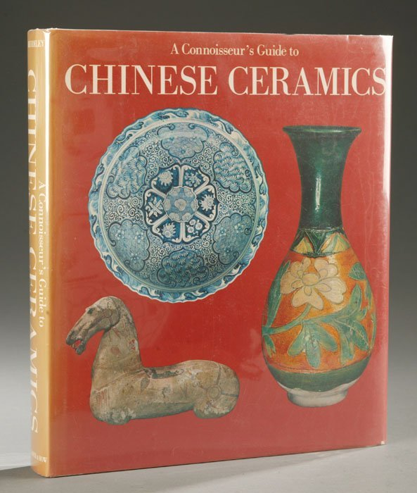 1014: A Connoisseur's Guide to Chinese Ceramics, (1974)