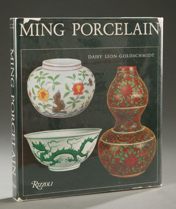 1016: Daisy Lion-Goldschmidt, MING PORCELAIN, (1978).