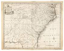 Bowen, ''...North & South Caroina &C.'' [mid-1700