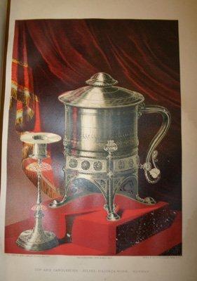 4014: [Centennial Exhibition]. Frank H. Norton. Illustr