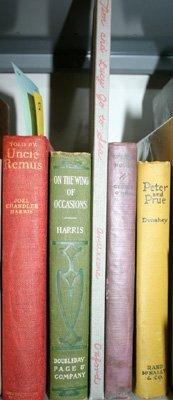 4017: [Children's]. 5 Titles. Original hardcover. Large