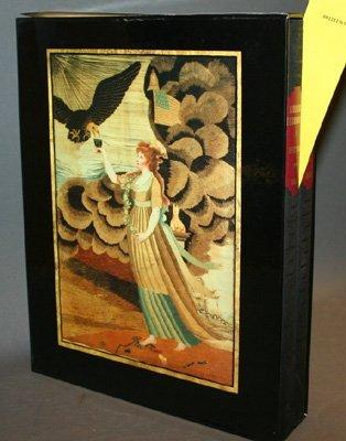 4020: [Decorative Arts]. Betty Ring. Girlhood Embroider