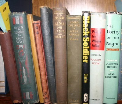 4119: [African-American]. 10 Titles (1 signed). Vp:vp.