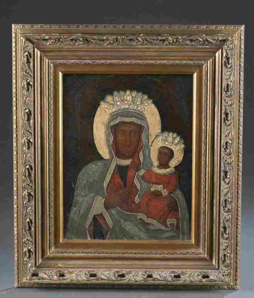 Iverskaya Mother of God icon, 18th/19th c.