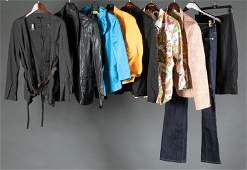 9 Articles of clothing.