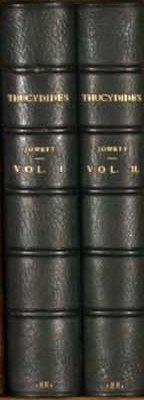 4: [Ancient Greece]. Jowett, B[enjamin]. Thucydides