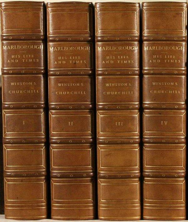 23: Churchill, Winston S.. Marlborough: His Life And Ti