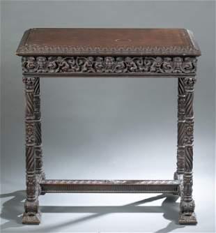 Renaissance Revival table, 19th c.